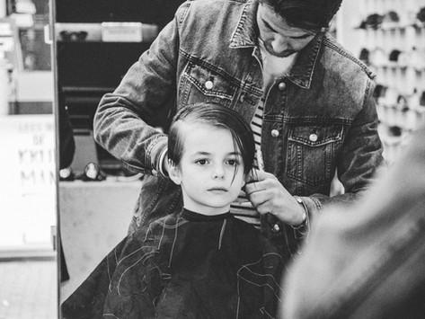 How to Cut a Toddler Boy's Hair
