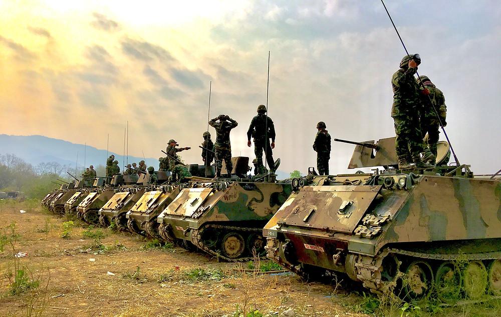 韓国 軍隊