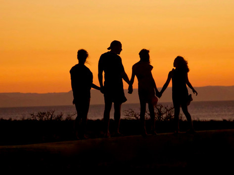 Connected Parents Have Healthier Kids by Fern Weis, Parent + Family Recovery Coach