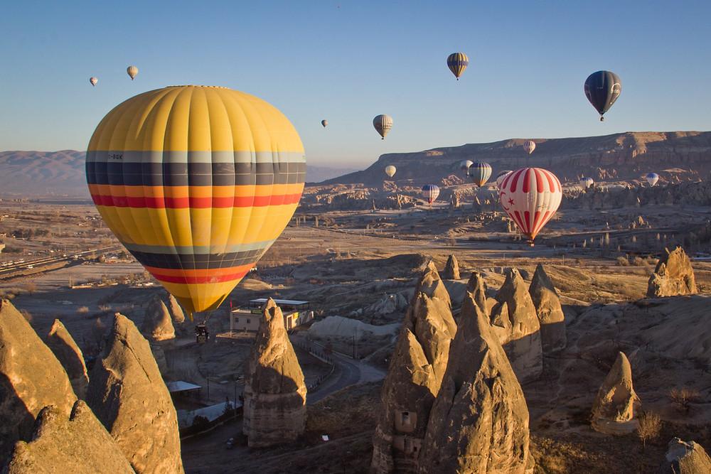 capadocia should be on your 2021 travel bucket list