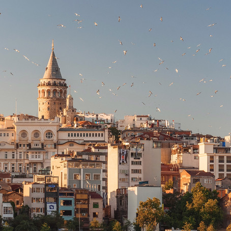HOW IS IT LIKE TO LIVE IN TURKEY