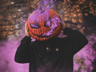 Lo Aterrador de Halloween
