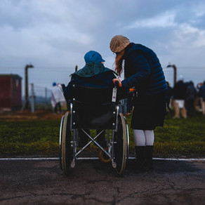 Travels With My Wheelchair - It's Enough To Give You The PIP!