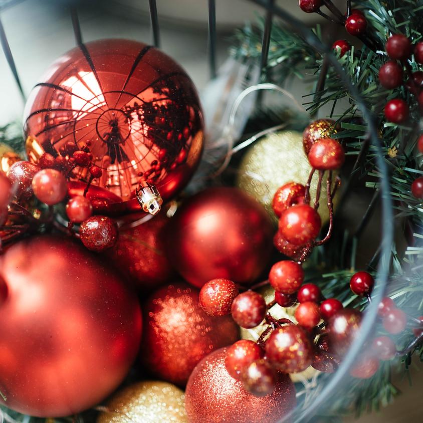 Christmas Craft Fair / Venta de Manualidades Navideñas
