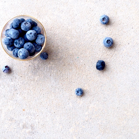 Relieve Stress & Anxiety with Nutrition: Free Grocery List