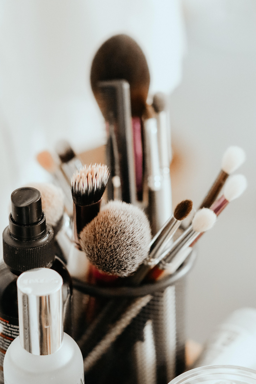 Full Face Make-up Application