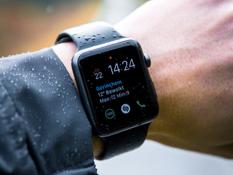 The New Watch Gizmo Metric - HRV.  What Is It & Why Should You Care?