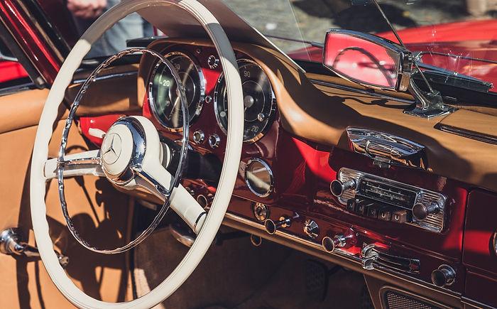 Older driver safety intervention