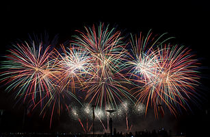 Fireworks Image by Vernon Raineil Cenzon