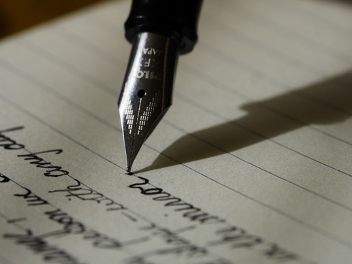 Writer's Update - Writing Ideas for Guest Contributors