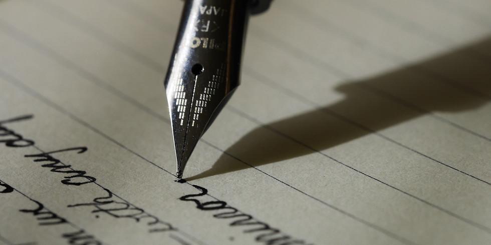 Spotlight on Writing for Pleasure