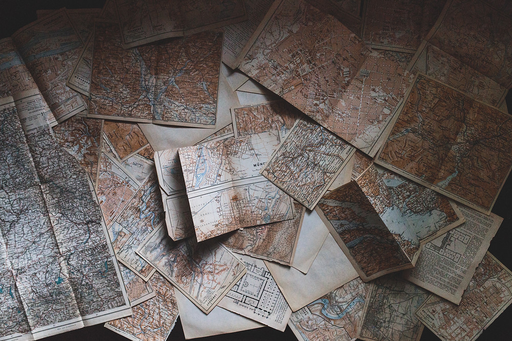 Genealogy Research Map Resources