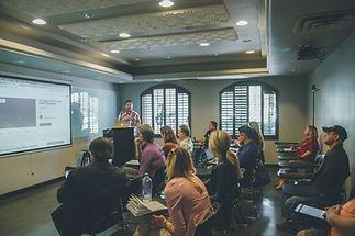 Attend DAC Divorce Seminars - Image by NeONBRAND