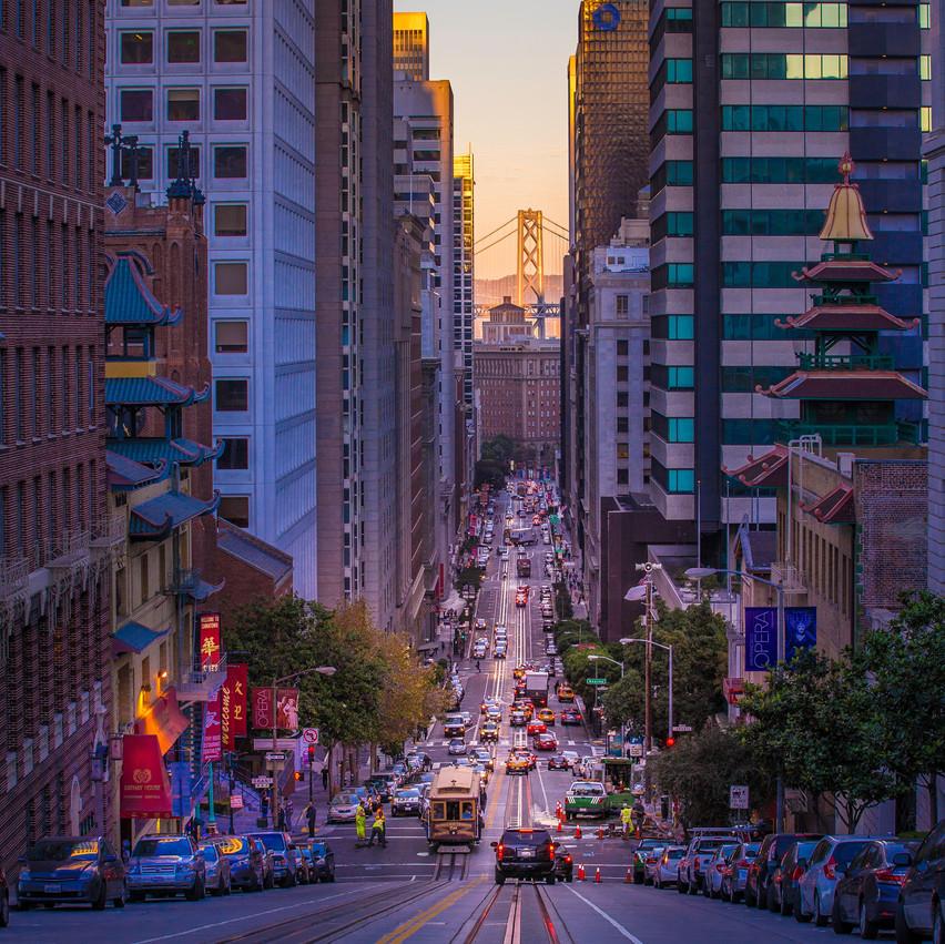 Viaggio di nozze in America San Francisco