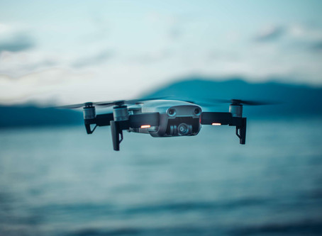 Drones: Past, Present, and Future