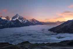 montagne et bienfaits