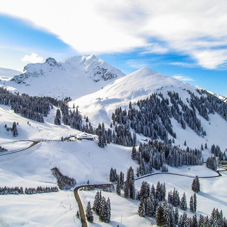 Yoga & Langlaufen am Achensee, Tirol