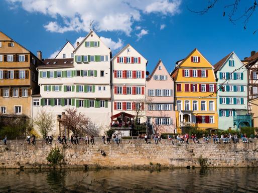 Exploring Baden Baden