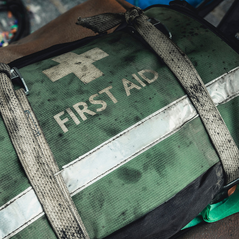 First Aid Course - October