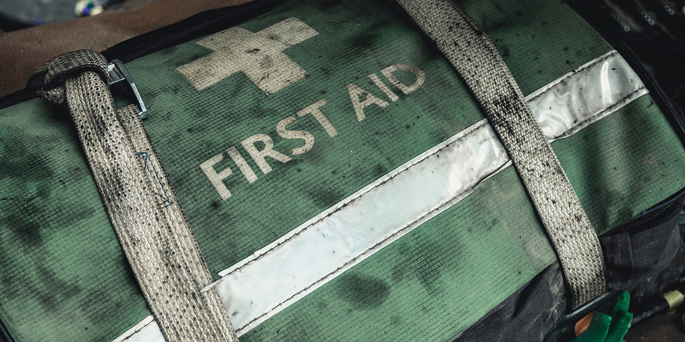First Aid at Work @ The Tea Factory, 17th & 18th March 2021