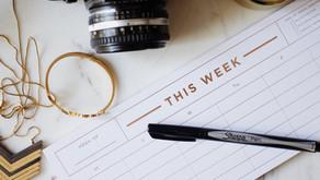5 Passos Para o Planejamento Semanal