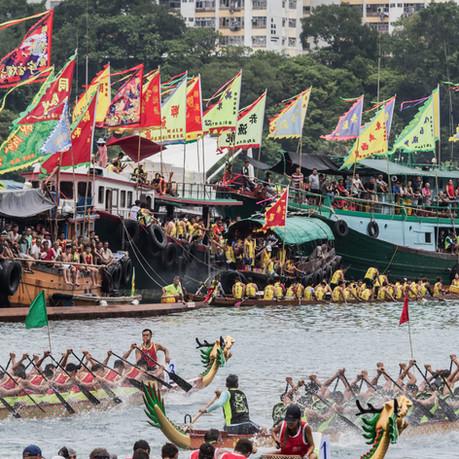 Dragon Boat Festival - Święto Smoczych Łodzi 2020. Co warto wiedzieć? Jak wpływa na import z Chin?