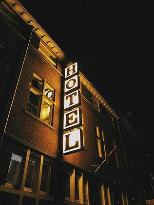 Hotel verkaufen
