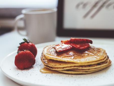 Recette : Pancakes à la banane