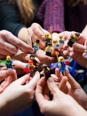 LEGO®創意工作坊