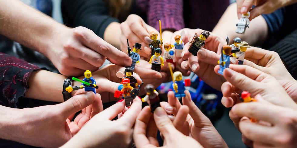 Teen Connect - Guys: Legos/Lego Stop Motion