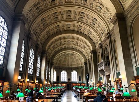 Boston Travel Guide 2020