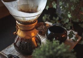 Chemex kaffebryggare av Mike Baker
