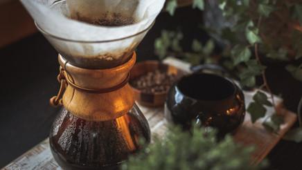 Préparer votre café avec la Chemex
