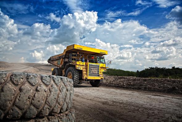 Beleggen in de kolenindustrie