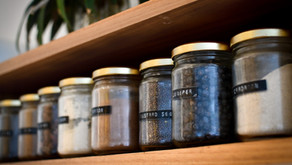 My Pantry Essentials for a Holistic Lifestyle