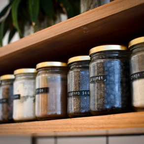 How to Have a Healthy Pantry