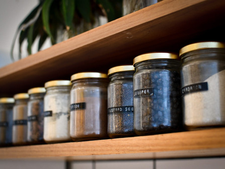 A MORE FUNCTIONAL PANTRY