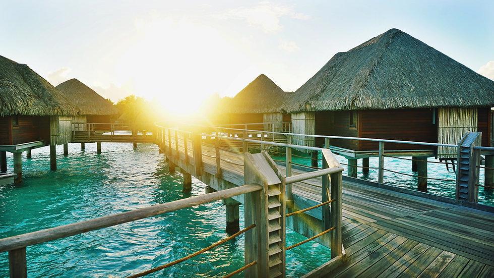 Bora Bora Paradise Indulgence 9 days