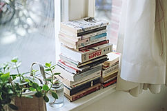 pile of unwanted books