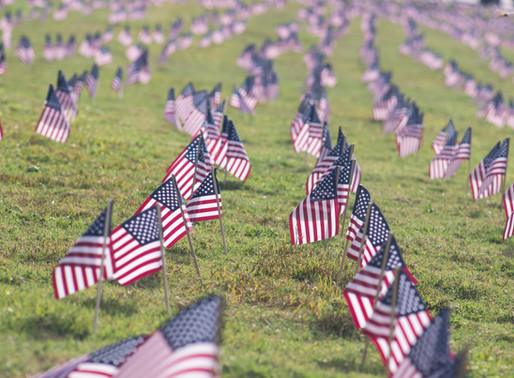 Sen. DeGazon supports veterans through Veterans Cemetery Bill