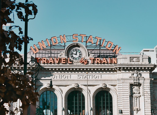 Exploring Denver: Union Station