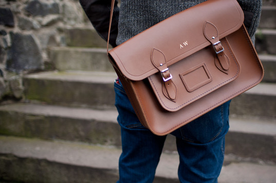 Satchel/ Document Bag