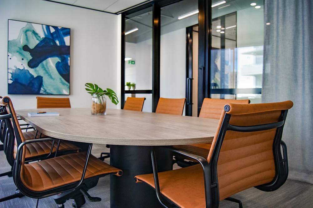 sala conferenze aziendale