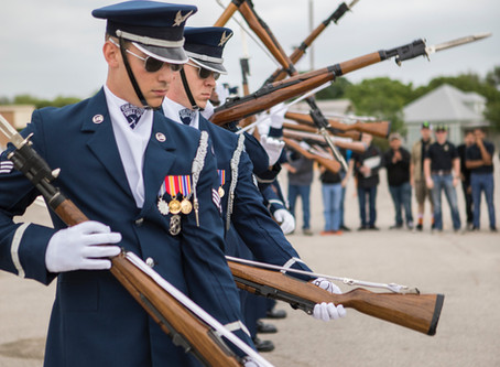 Interested in learning more about Senior Military Colleges, Federal Service Academies, or ROTC?
