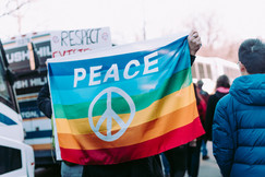 Peace March - Global Healing, Image by Alice Donovan Rouse, Unsplash