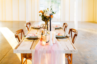 INTIMATE HOME CELEBRATIONS