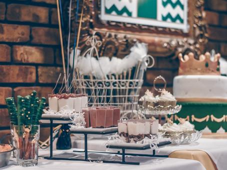 Late Night Wedding Food Ideas