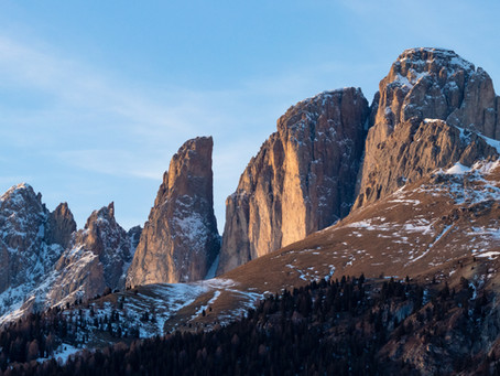 Hiking Hut to Hut with Kids in the Dolomites:  Plans for 5 Day Trip on Alta Via 1