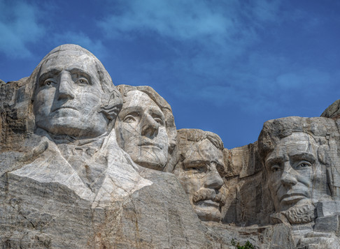 How Many Introverts are on Mt. Rushmore?