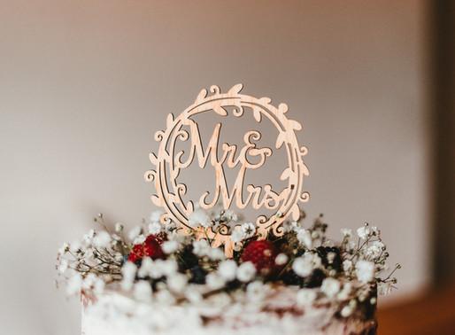 Der Hochzeits- Countdown Teil 2